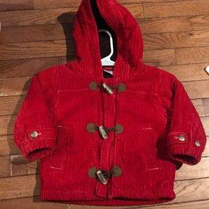 HA Corduroy winter coat